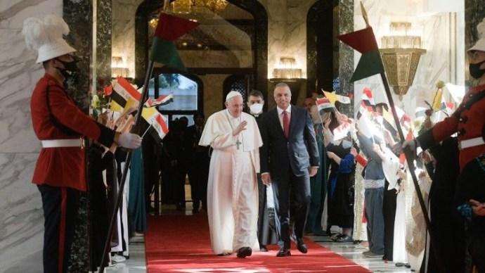 Ferenc pápa, a béke zarándoka megérkezett Irakba, Ábrahám földjére