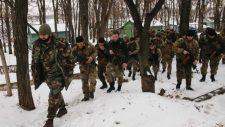Exkluzív: Az Iszlám Állam csecsen zsoldosai harcolnak Ukrajnában (képek)