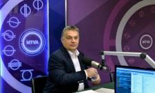 Orbán kommentálta a tüntetéseket: ez hisztérikus sikongatás
