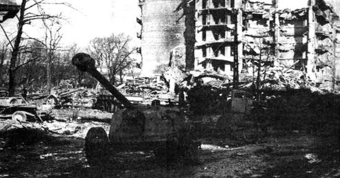 A szovjetek által ostromlott Budapest legtöbb polgári halálos áldozatot követelő tragédiája