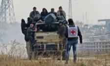 Rengeteg dolga van az orosz katonaorvosoknak Szíriában