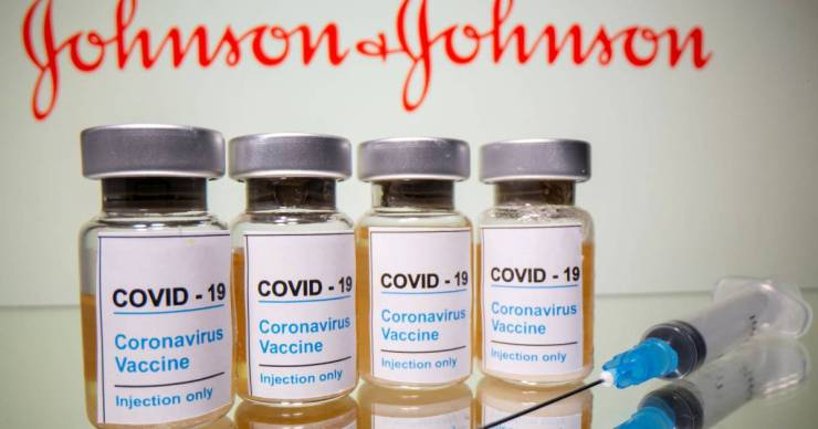 Kidobhatnak 60 millió adag Johnson and Johnson vakcinát
