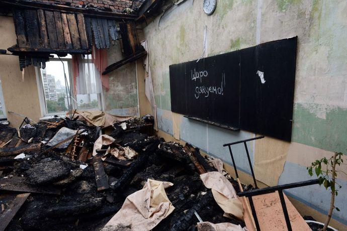 A szakadárok azt állítják, hogy körbezárták Mariupolt