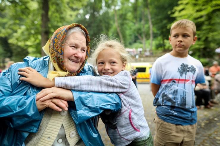 Veres András a nagyszülőkhöz: Arra kaptatok meghívást, hogy áldás legyen az örökségetek