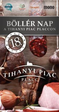 Böllér nap a Tihanyi Piac Placcon