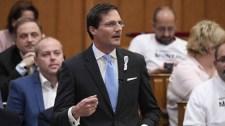 Gyöngyösi Márton elárulta, mi lesz, ha megszűnik a Jobbik