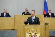 Medvegyev: katasztrofális következményei lehetnek Georgia (Grúzia) NATO-csatlakozásának