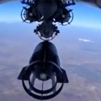 Orosz Légierő válaszcsapásai a török támadásra (videofelvételek)