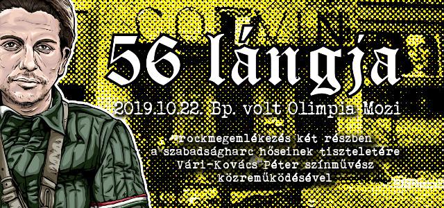 Újra szól a davajgitár – 56-os rockmegemlékezés a Romerrel Újbudán