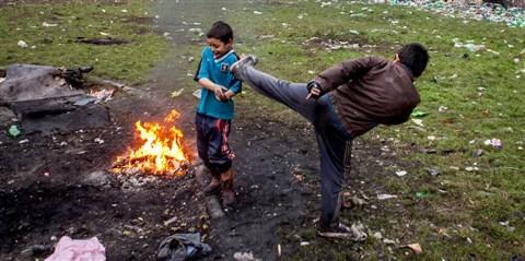 Titkosítja a kormány, hogy mennyi cigány születik Magyarországon