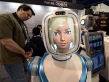 A jövő technikája a CES 2014 elektronikus eszközök kiállításán