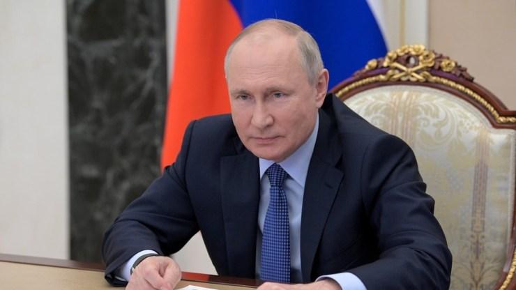 Putyin- A NATO terjeszkedés kockázata, hogy Európát ismét széttépik