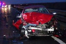 Halálos baleset az M5-ösön: szembe ment a forgalommal egy 85 éves tata(i)