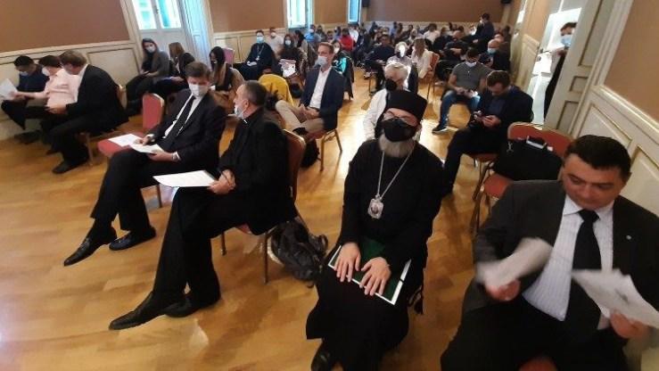 Országodba befogadtál – Bemutatkozott Rómában a Keresztény Roma Szakkollégiumi Hálózat