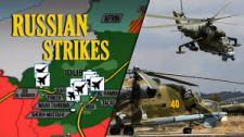 Hadi helyzet Szíriában – Orosz harci helikopterek militánsokat támadnak Észak-Hamaban