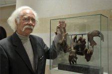 Nagy János szobraiból nyílt kiállítás Budapesten