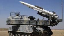A Szíriai Légvédelem ellenséges rakétákat semmisített meg