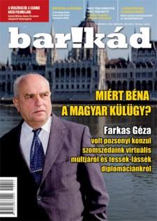 Bar!kád: Miért béna a magyar külügy?