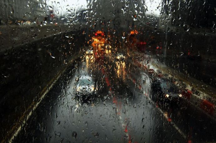 Riasztás: ónos eső söpör végig az országon