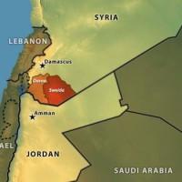 Az orosz-szír támadások elől Jordániába menekülnek a terroristák