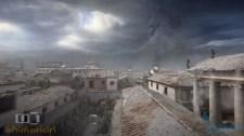 Nézze meg ezt a lélegzetelállító videót Pompeji pusztulásáról!