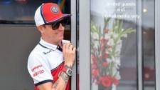 Kimi Räikkönen a visszavonulásáról beszélt