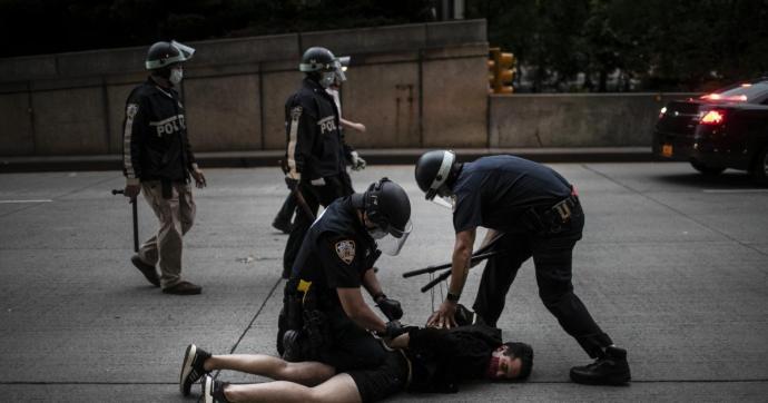 Béketábor: Moszkva kiáll az Egyesült Államokban tüntetők mellett
