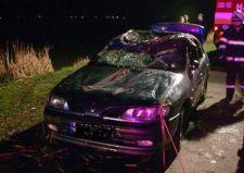 Autók lángoltak az éjjel Kassán