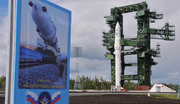 Elnapolták az Angara rakéta indítását