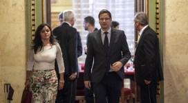 Váratlanul félbeszakadt az Országgyűlés alakuló ülését előkészítő tárgyalás – képgaléria