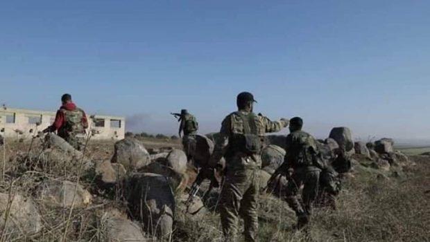 Folytatódnak a Szíriai Arab Hadsereg tüzérségi csapásai