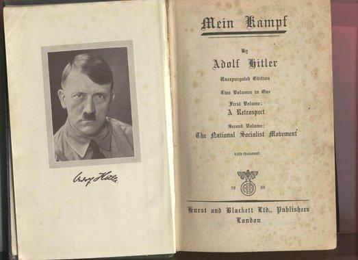 Miért tartanak a németek a Mein Kampf újbóli kiadásától?