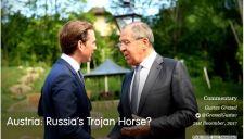 """""""Ausztria: Oroszország trójai falova?"""""""