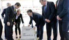 Orbán: Épül az év legnagyobb, legértékesebb beruházása