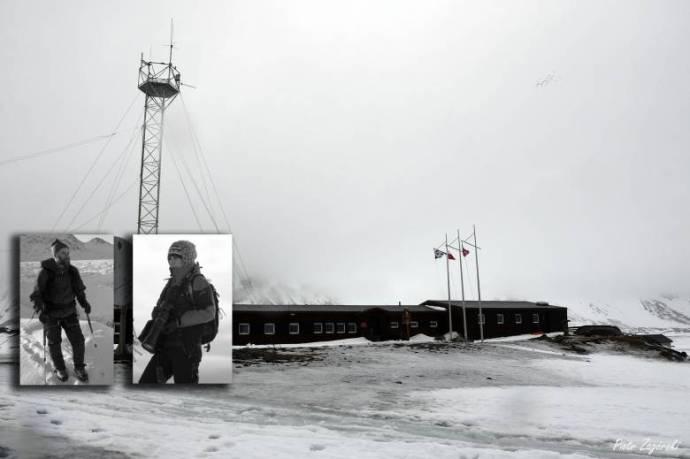 Holtan találtak a Spitzbergákon két lengyel sarkkutatót