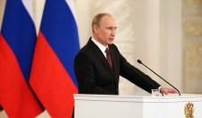 Putyin: Ukrajna esetében a Nyugat átlépte a határvonalat