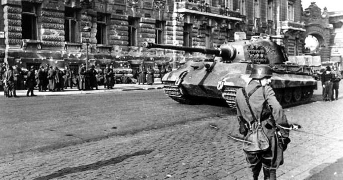 Panzerkampfwagen VI B, avagy a Királytigris