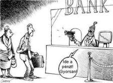 Brutálisan megemelik a bankok a készpénzfelvételi díjakat