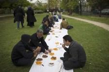 """A """"szíriai felkelők"""" támogatásának egy apró mellékhatása: menekültek özönlöttek el egy francia parkot"""
