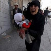 Jemen: Vahabita agresszió képekben