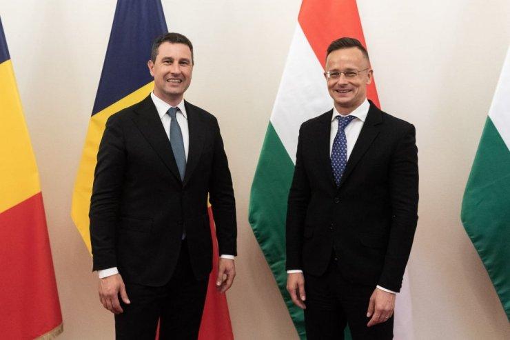 Szijjártó: Magyarországnak is fontosak Románia környezetvédelmi sikerei