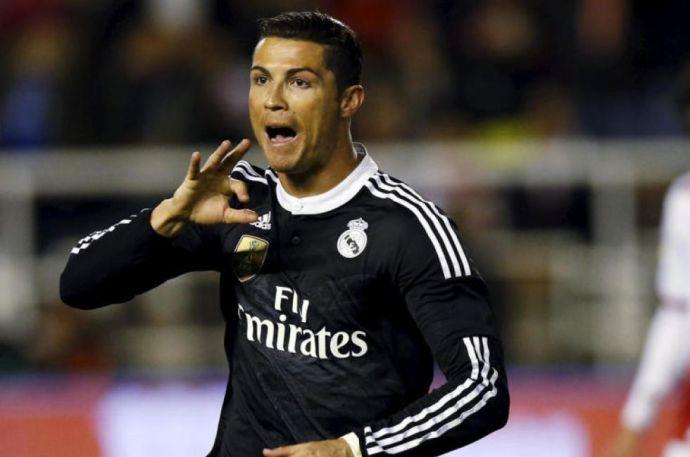 """""""Ezt lopd el!"""" Ronaldo keményen beszólt a bírónak"""