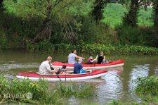 Csónakokkal fedezzük fel az Ipoly mente gyöngyszemeit