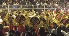 Százával emeltek magasba horogkeresztes jelvényeket a riói karneválon