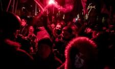Nem erőszak, erő van a pesti utcán