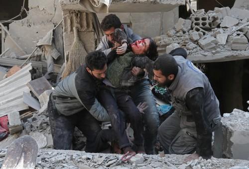 Moszkvai üzenet Washingtonnak: ha újra támadnak Szíriában, megsemmisítjük a rakétákat és az ütegeket