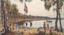 Az ausztrál gyarmat első napjaiban a korbácsolás és akasztás mindennapos volt