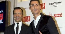 Cristiano Ronaldo ügynökénél házkutatást tartott a rendőrség