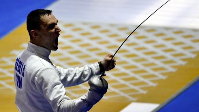A karantén után a katonaságnál jelentkezik az olimpiai érmes vívó