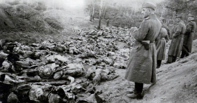 60 évig vádolták a nácikat a vérengzéssel, csak Gorbacsov vallotta be, hogy a szovjetek voltak